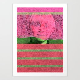 Kurt Series 001 Art Print