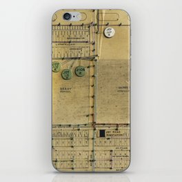 Directions iPhone Skin