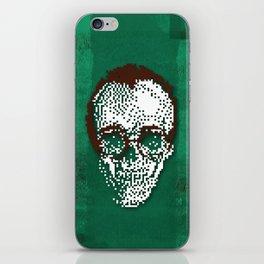 Keith POSTportrait iPhone Skin
