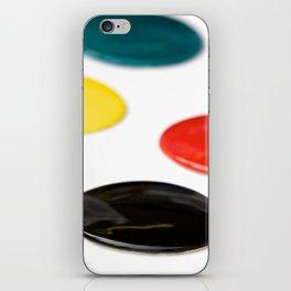 Ceramic colour samples iPhone Skin
