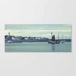 Norway Ship's Canvas Print