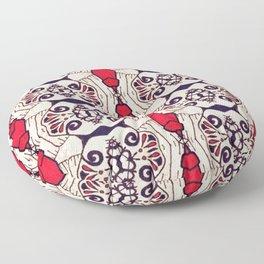 Lovely Bones Floor Pillow