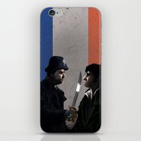 les miserables iPhone & iPod Skins featuring Les Miserables by Tori Poole