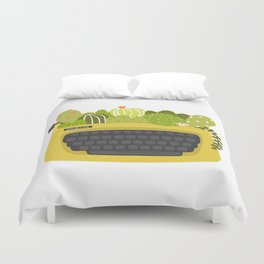 Be Unexpected Duvet Cover