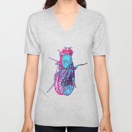 Fruit Fly Unisex V-Neck