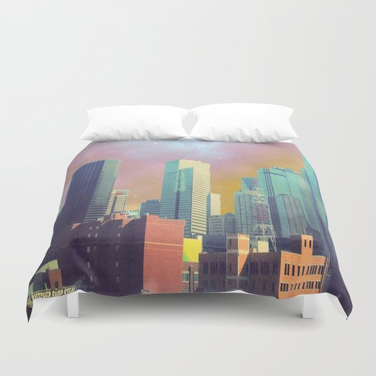 Dallas Ya'll Duvet Cover