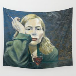 Joni - Both Sides Now - Mitchell Wall Tapestry