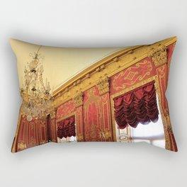 Palace Chandeliers Rectangular Pillow