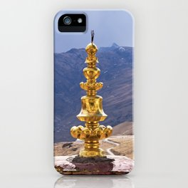 Tibet: Ganden Buddhist Monastery iPhone Case