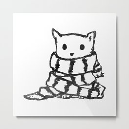 Never Warm Without You Metal Print