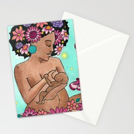 Magic Milk Stationery Cards