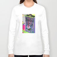 in the flesh Long Sleeve T-shirts featuring Frosted Flesh by Masmantha