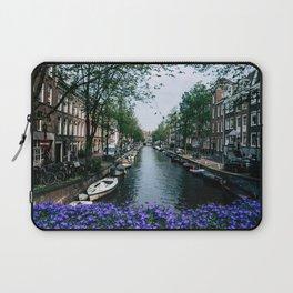 Charming Amsterdam Laptop Sleeve
