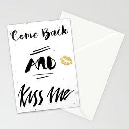 Society6 Back&white Stationery Cards