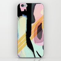 lucy iPhone & iPod Skins featuring Lucy by Haute Graffiti