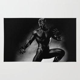 wakanda panther Rug