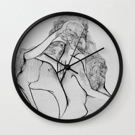 take me Wall Clock
