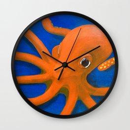Content as an Octopus Wall Clock