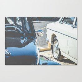 Volvo Antique Canvas Print