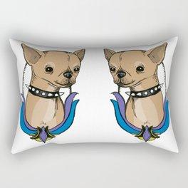 Lil Chihuahua Rectangular Pillow