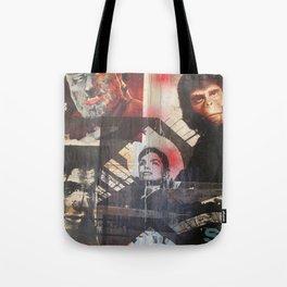 Stereo Jackie Tote Bag