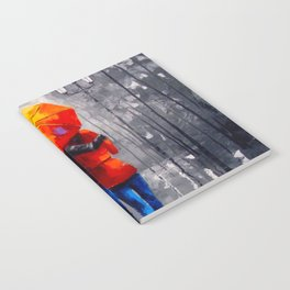 Bright walk Notebook