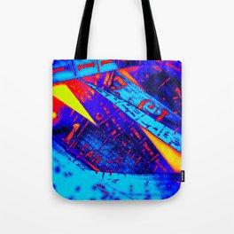 Crayola Cyphers Tote Bag