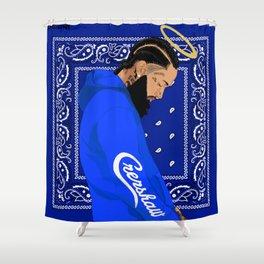Nipsey Shower Curtain