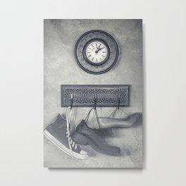 Life walkers  Metal Print