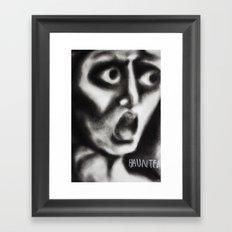 Chuck P Framed Art Print