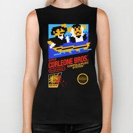 Super Corleone Bros Biker Tank