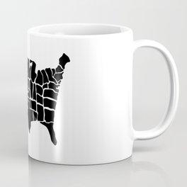 America from Memory Coffee Mug