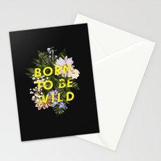 Born To Be Wild I Stationery Cards