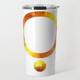 Golden Circl Travel Mug