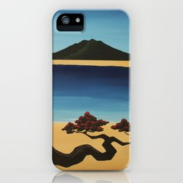 Takapuna Beach iPhone Case