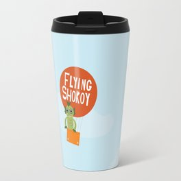 Flying Shokoy (Philippine Mythological Creatures Series #4) Travel Mug