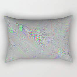 Endorphins Rectangular Pillow
