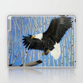 Bald Eagle-3 Laptop & iPad Skin