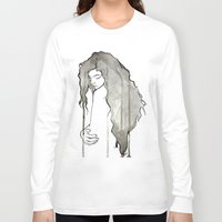 royal Long Sleeve T-shirts featuring Royal by Adrienne Reisman