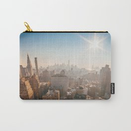 Wide angle shot of Lower Manhattan Carry-All Pouch
