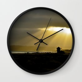 Coronado [1] Wall Clock