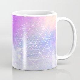 Sacred Geometry (Sri Yantra) Coffee Mug