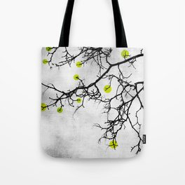 Wintertree Abstract Tote Bag