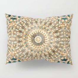 Dusky Emerald Pillow Sham