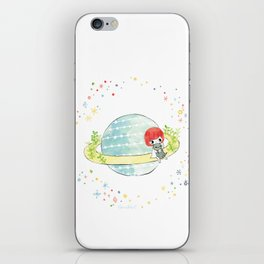 just you and me iPhone Skin