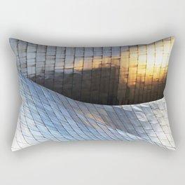 Scales of light Rectangular Pillow