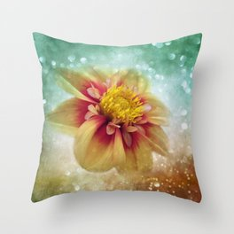 the last summerdays -5- Throw Pillow