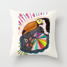 Two Can Dream Throw Pillow
