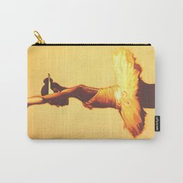Ballerina pouch Carry-All Pouch