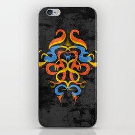 Organic 3 iPhone Skin